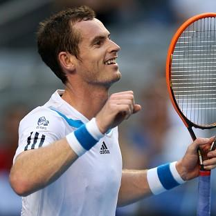 Andy Murray cruised into the second round (AP)