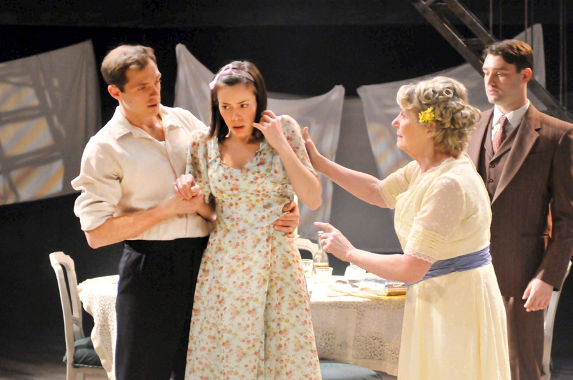 Octagon theatre gets seven nominations in Manchester Theatre Awards