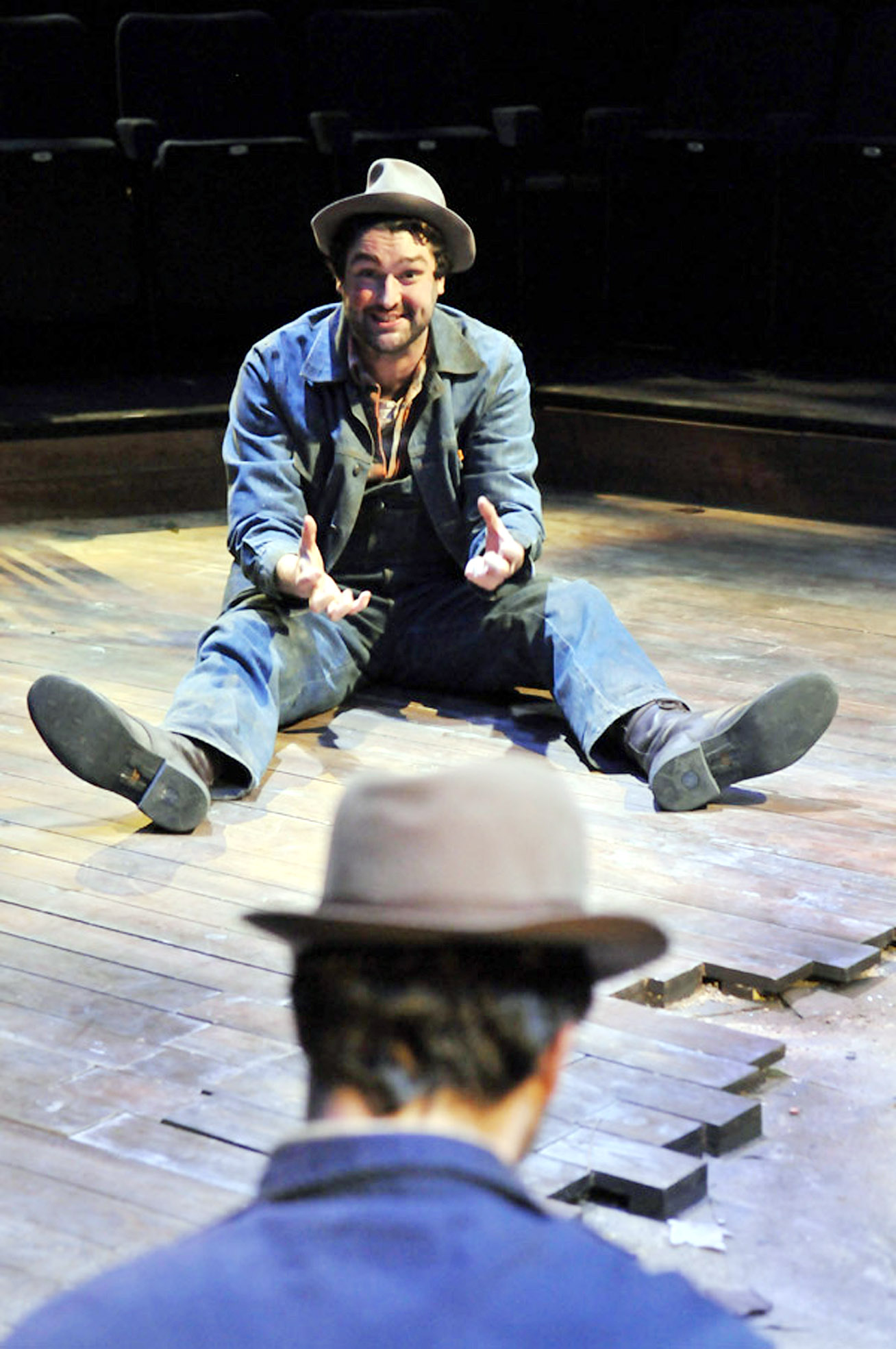 Almost 12,000 tickets were sold for Of Mice and Men