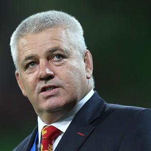Wales coach Warren Gatland has named his squad fo the 6 Nations