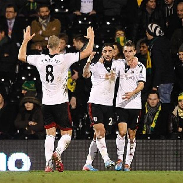 The Bolton News: Fulham were convincing winners at home against Norwich