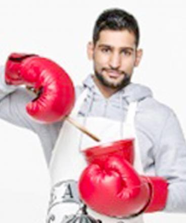 Amir Khan launched Sport Relief
