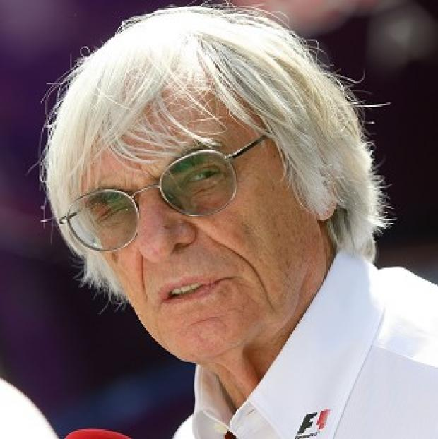 The Bolton News: Bernie Ecclestone will continue to run F1 on 'a day-to-day basis'
