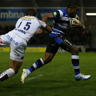 Semesa Rokoduguni, right, is among 10 players called in from outside the Saxons' elite player squad