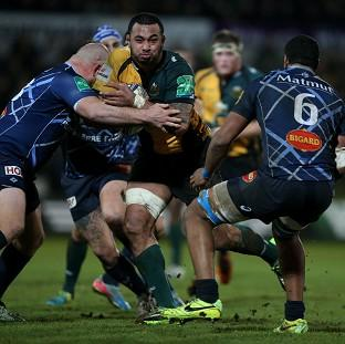 Northampton could still qualify for the next stage of the Heineken Cup