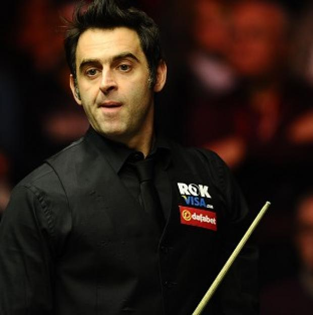 The Bolton News: Ronnie O'Sullivan, pictured, overcame Stephen Maguire 6-2 in their semi-final