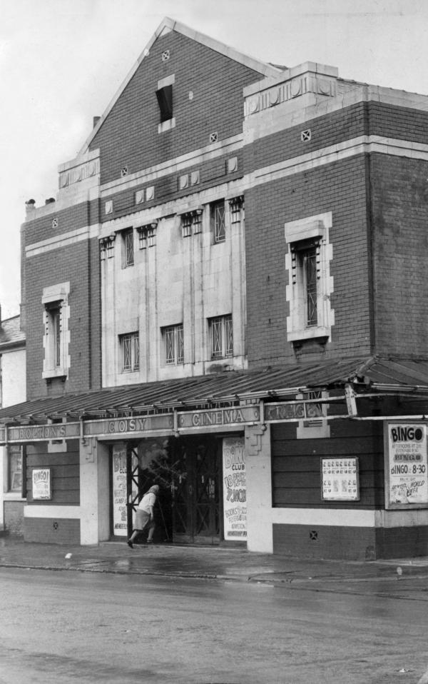 The Bolton News: The Regent, Deane Road, in 1967