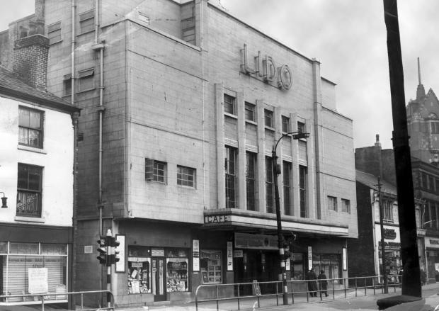 The Bolton News: The Lido in Bradshawgate, which became the Cannon, and was the last cinema to close in the town centre