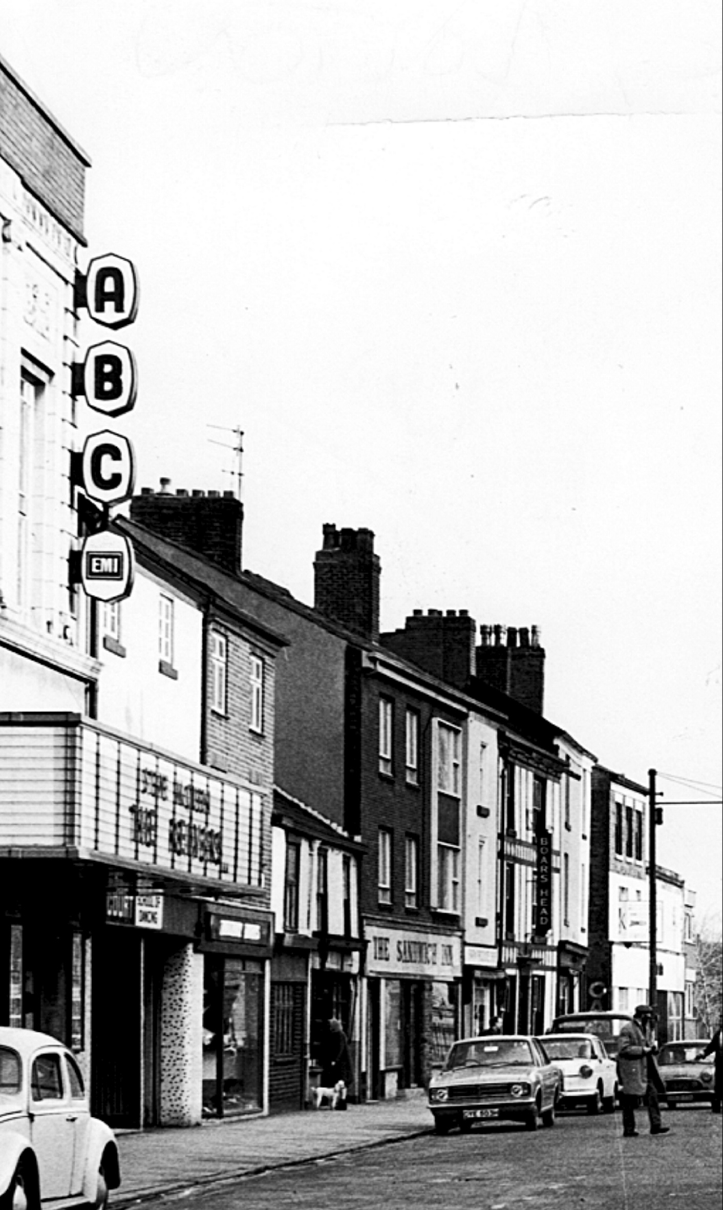 The Bolton News: The ABC in Churchgate in 1970