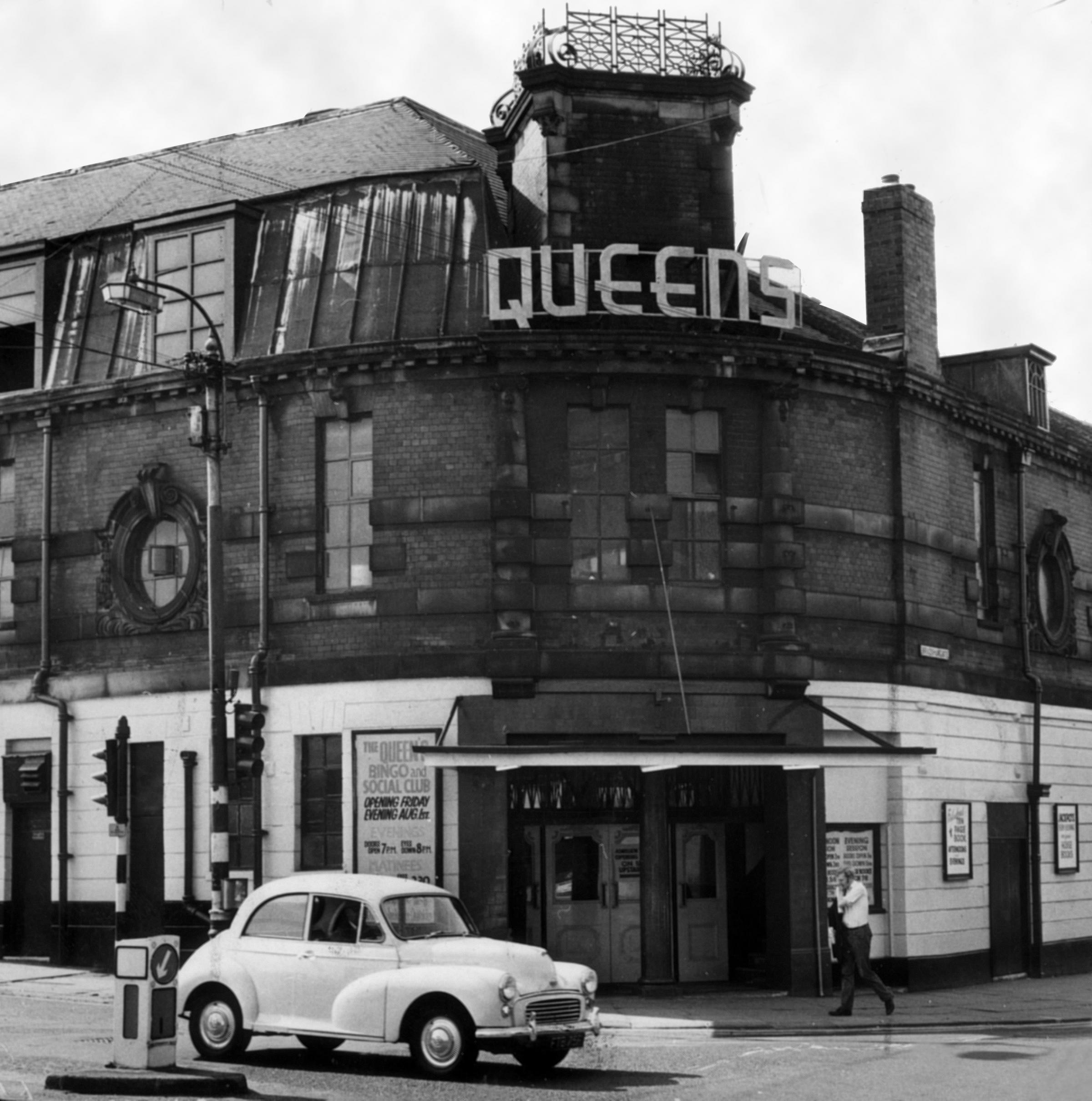 The Bolton News: The Queens, Trinity Street