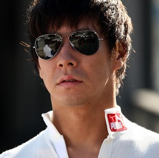 Kamui Kobayashi is relishing his return to F1 with Caterham