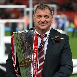 Shaun Wane is set for a new deal with Wigan