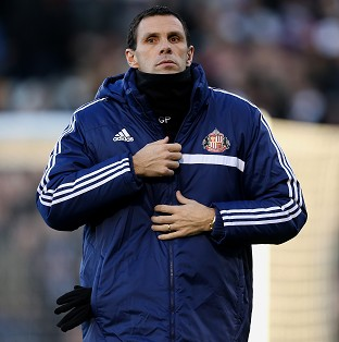 Gus Poyet admits Sunderland do not have a better chance of reaching a major final