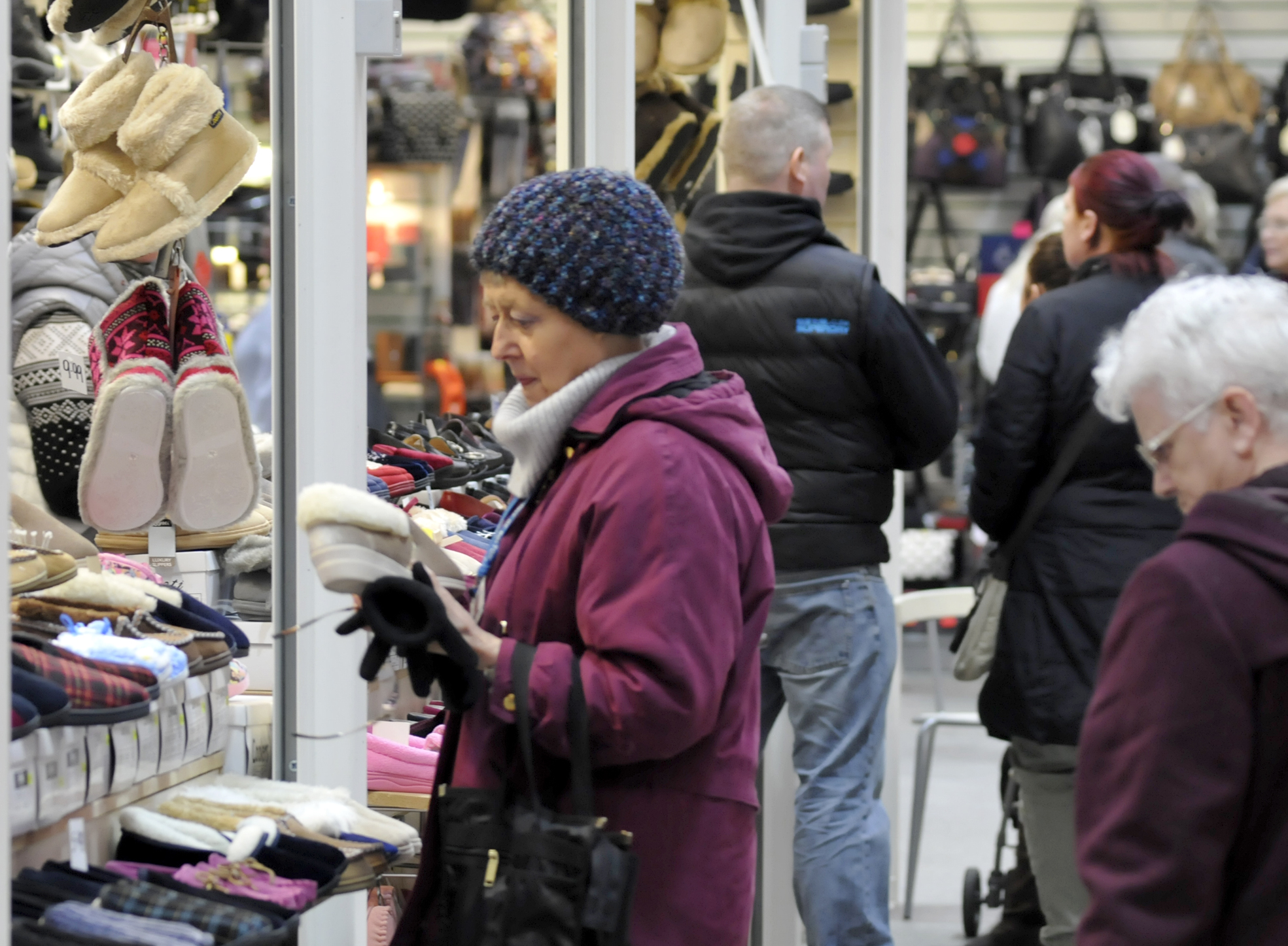 Shoppers flock to new-look Bolton Market