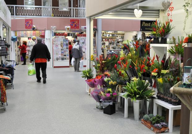 The new look Bolton Market