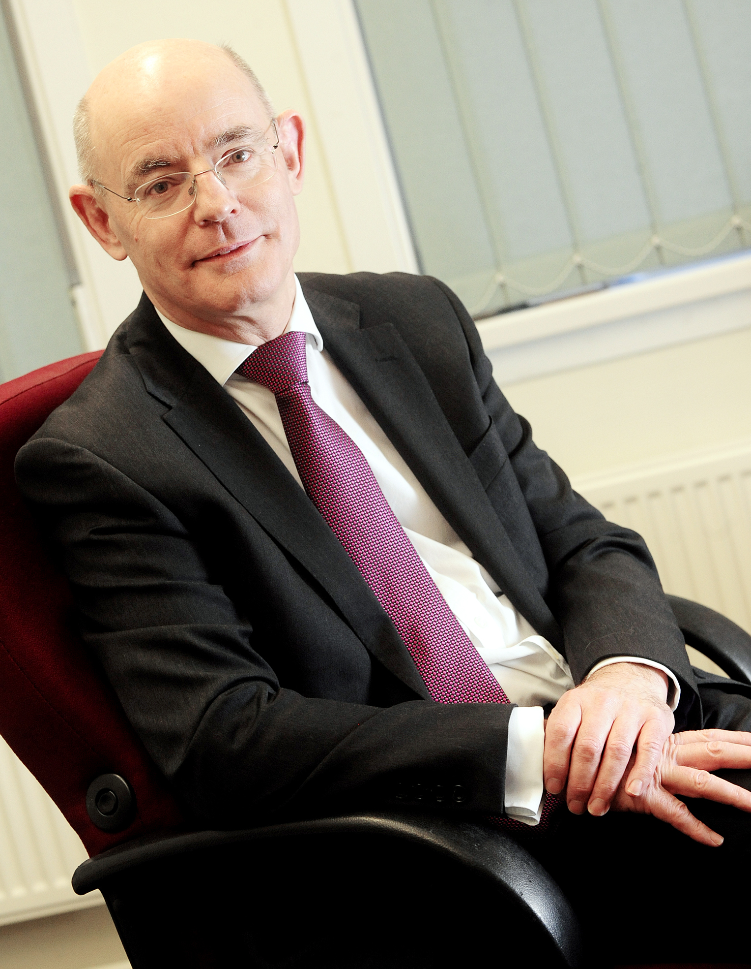 The Bolton News: David Wakefield, Bolton NHS Foundation Trust chairman