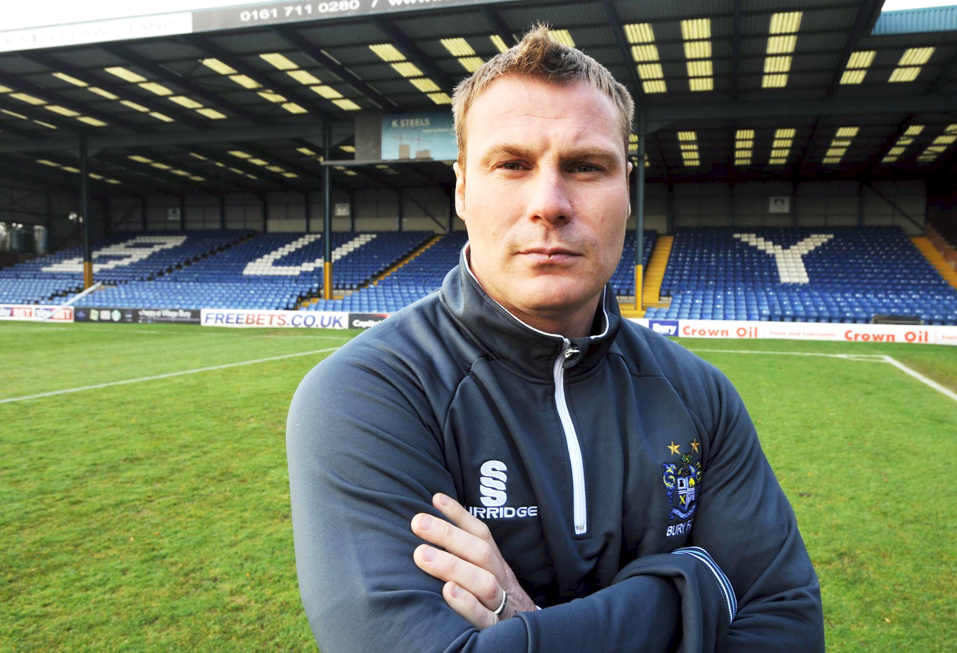 David Flitcroft has snapped up two new players