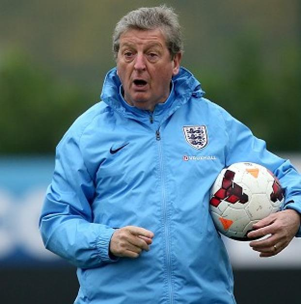 The Bolton News: Roy Hodgson's side will avoid the other top eight seeds