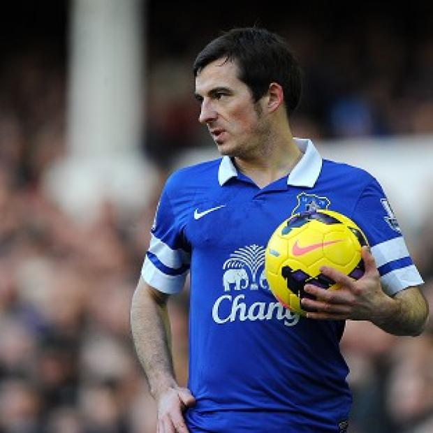 The Bolton News: Leighton Baines has signed a new four-year deal
