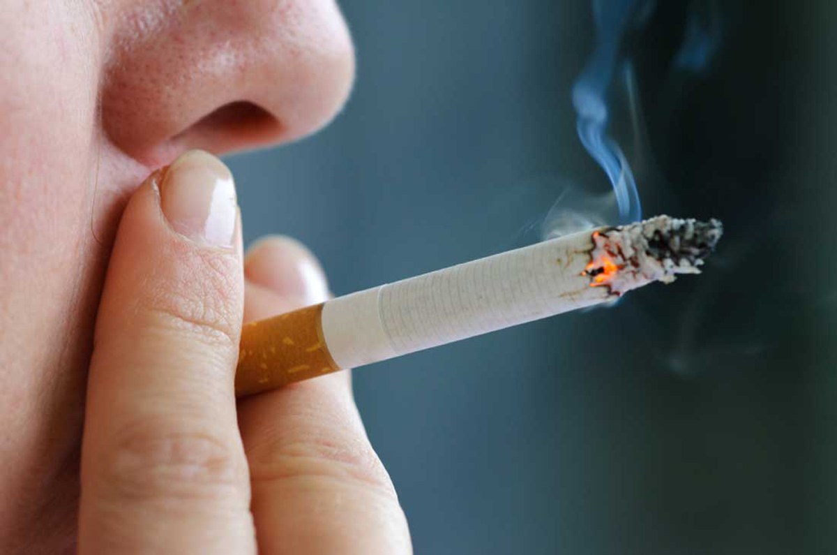 Fire service warns people not to smoke while on oxygen