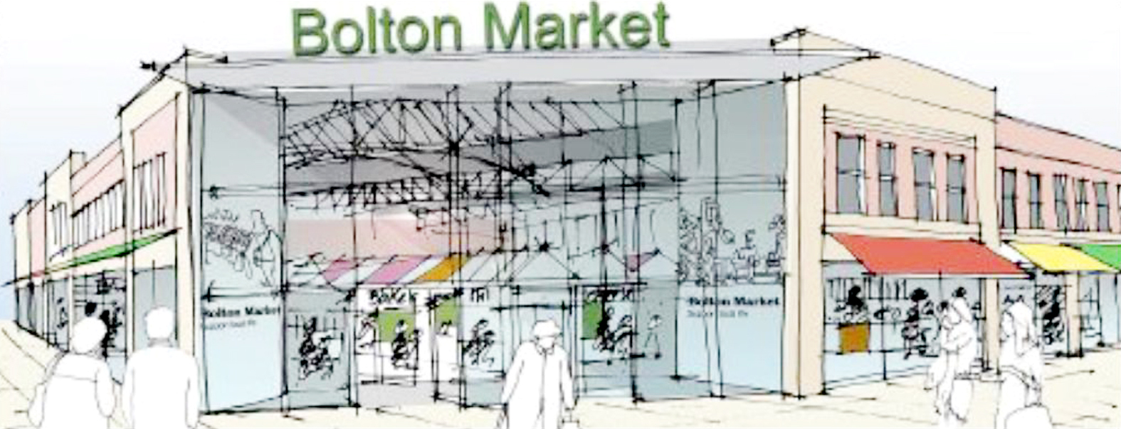Revealed: How chip shop scuppered grand plans for £440,000 glass entrance at Bolton Market