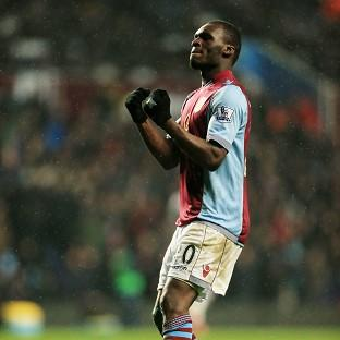Christian Benteke scored from the penalty spot to claim all three points for Villa