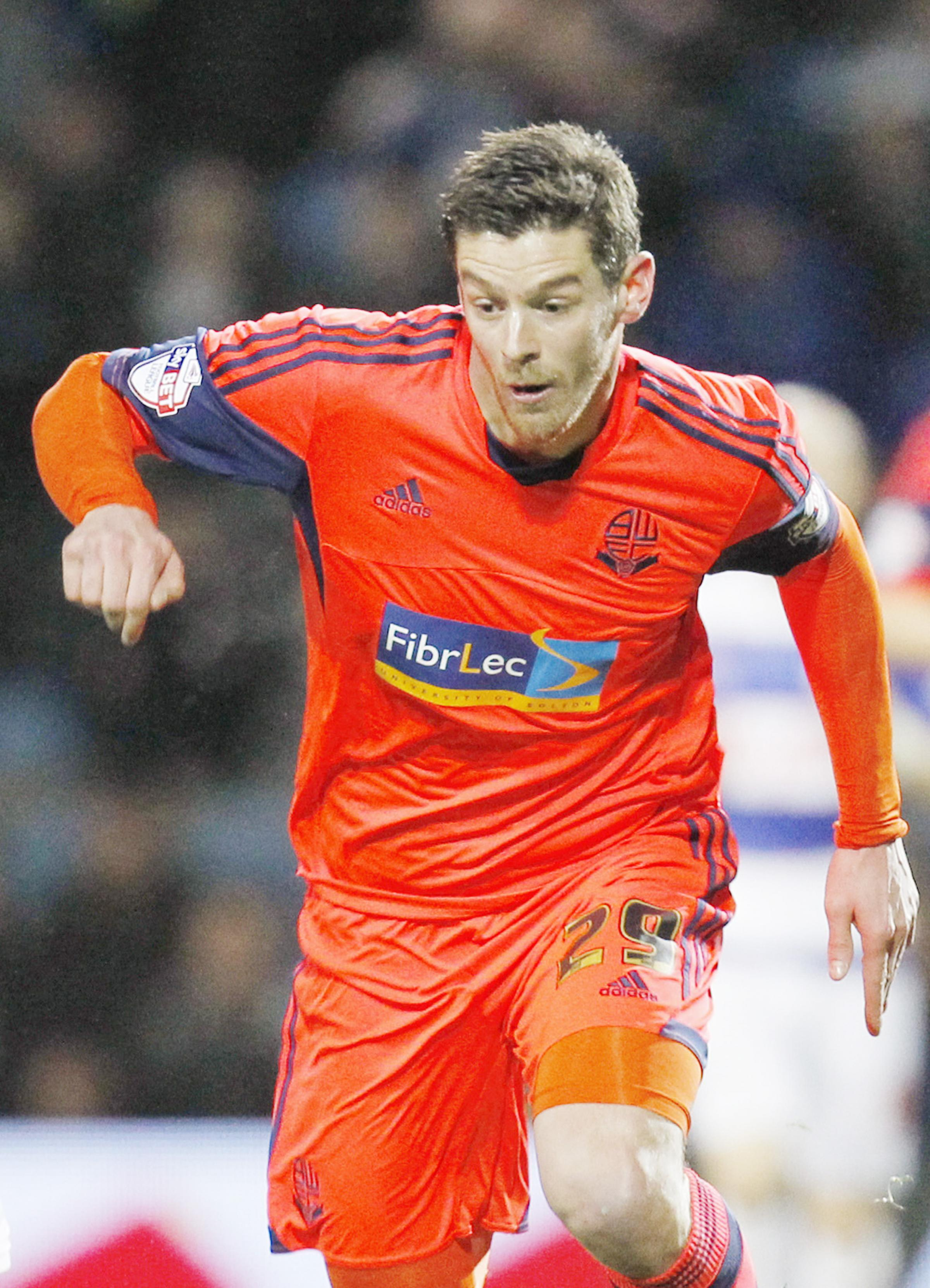 Lukas Jutkiewicz got joint top marks for Wanderers