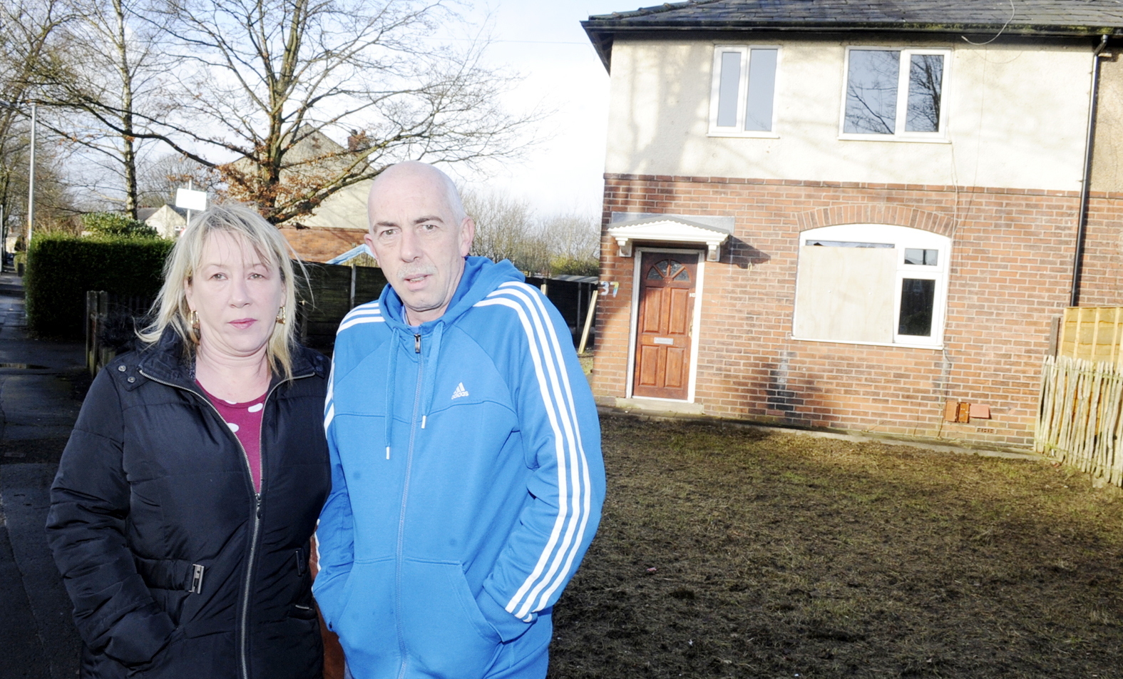 Empty Farnworth house 'is a disgrace', say residents