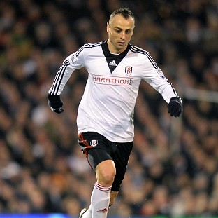 Dimitar Berbatov is on the brink of a move to Ligue 1