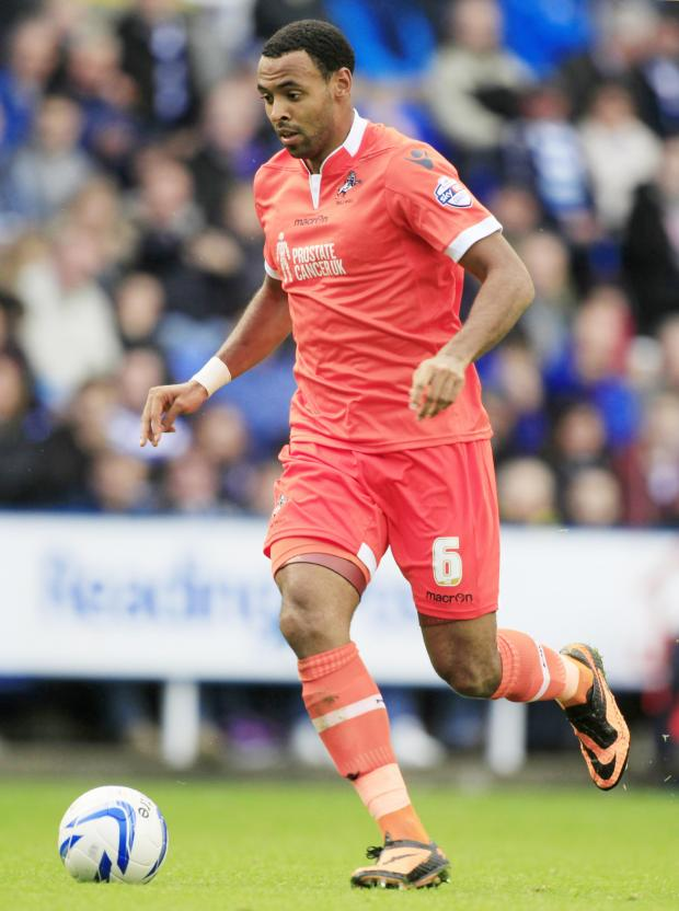 The Bolton News: Liam Trotter has had a lukewarm reception from the Wanderers fans