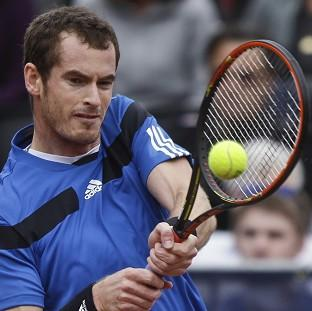 The Bolton News: Andy Murray helped Great Britain to a 2-0 lead over the United States (AP)