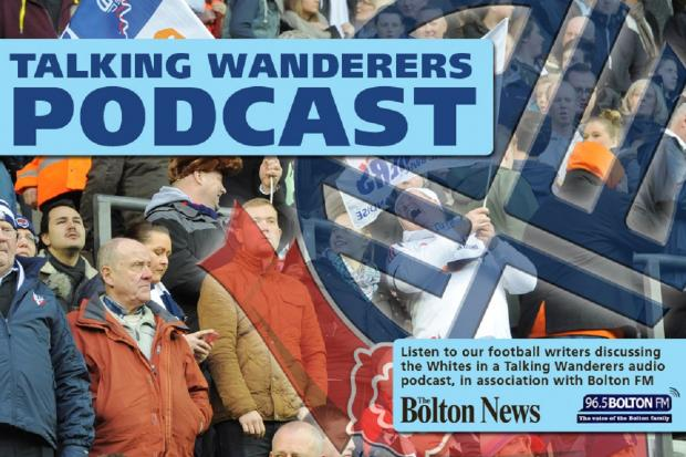Talking Wanderers podcast - March 7, 2014