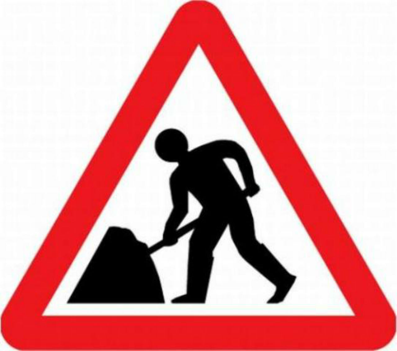 Residents should expect delays during the road works