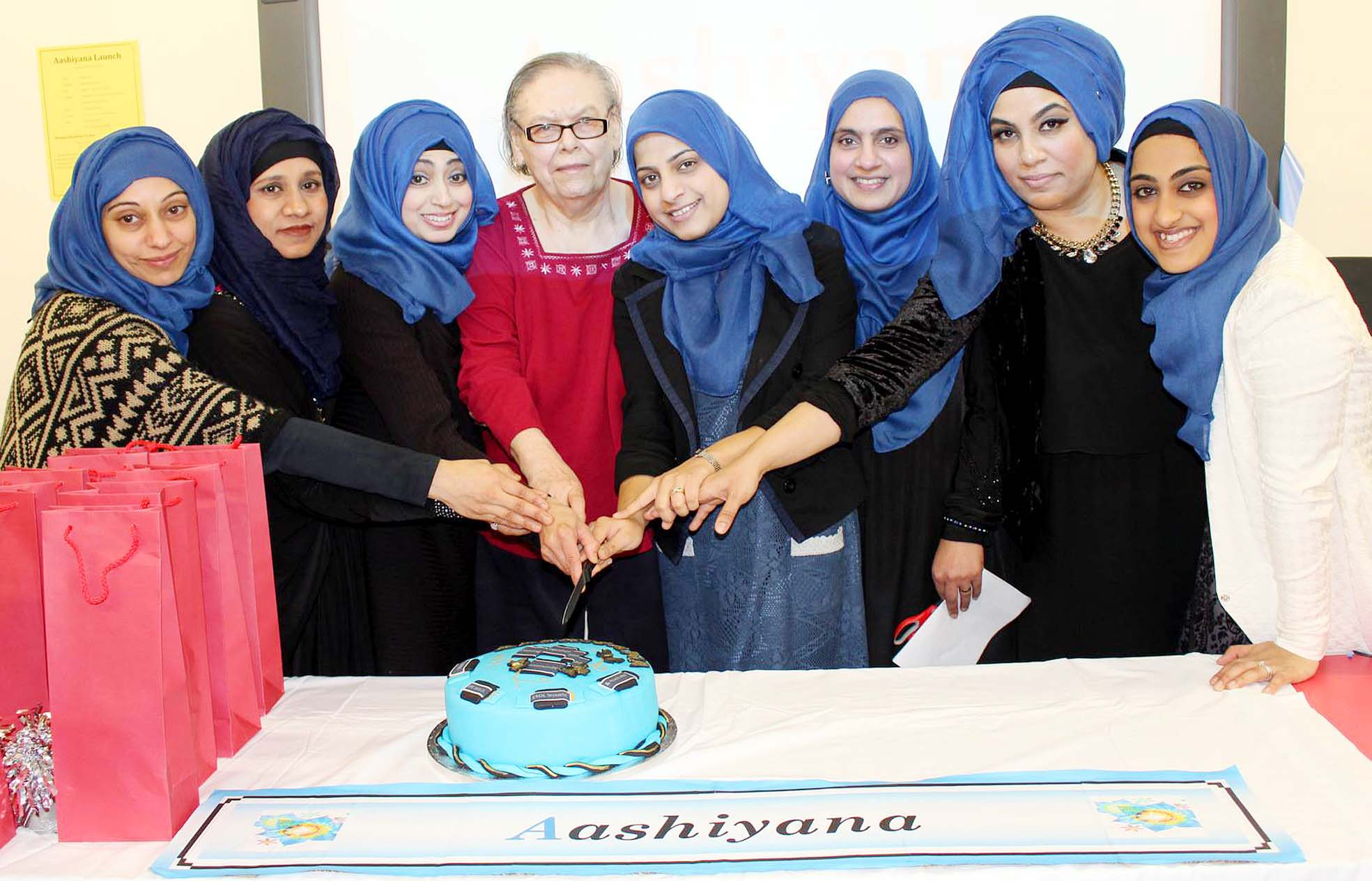 Aashiyana women's group launched