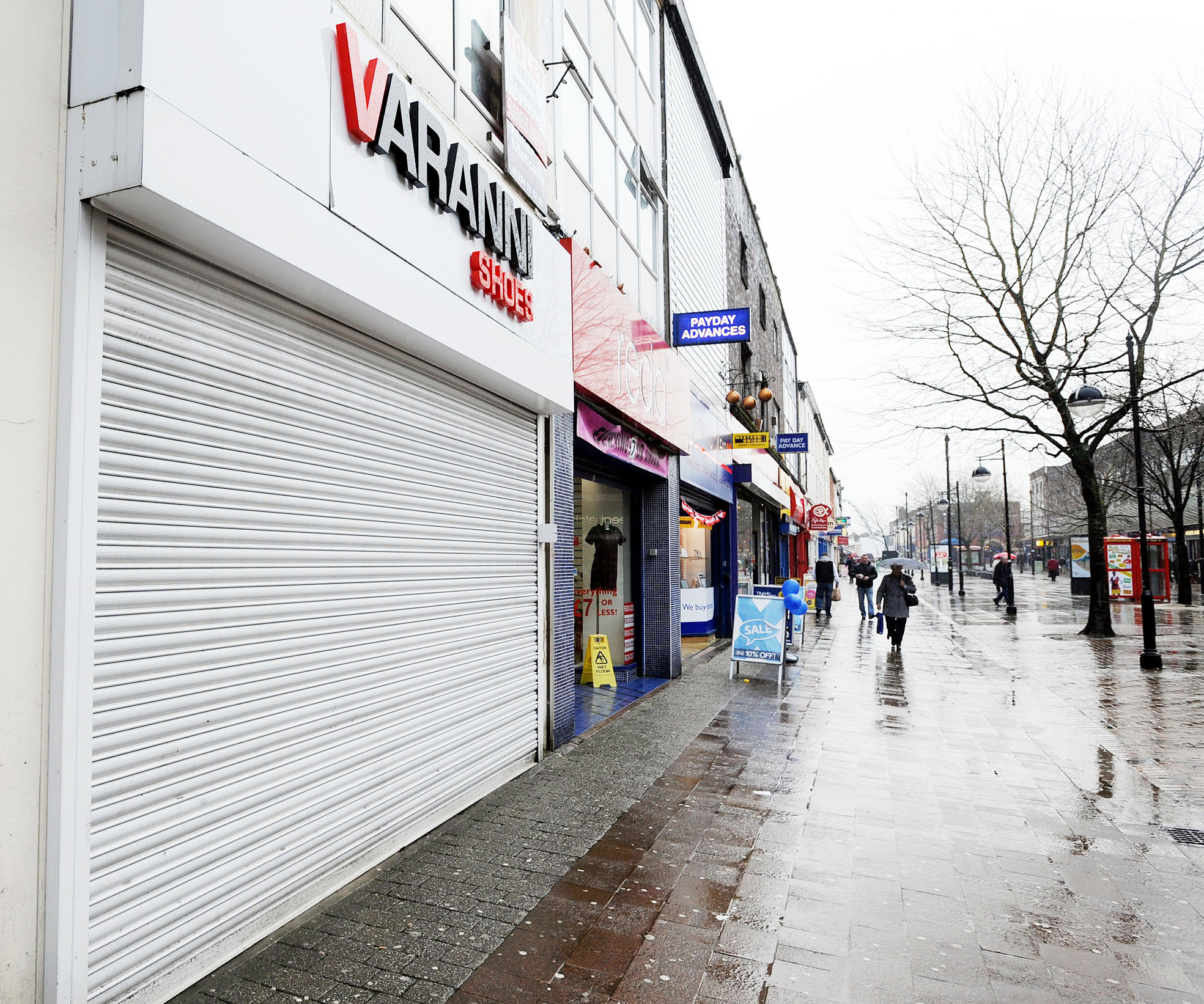 Bolton Council rejects payday loan firm from Newport Street