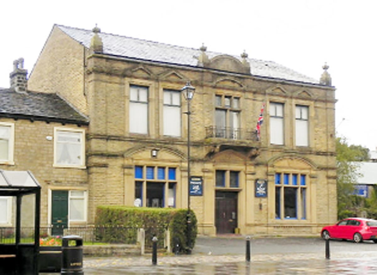 Bacup Conservative Club