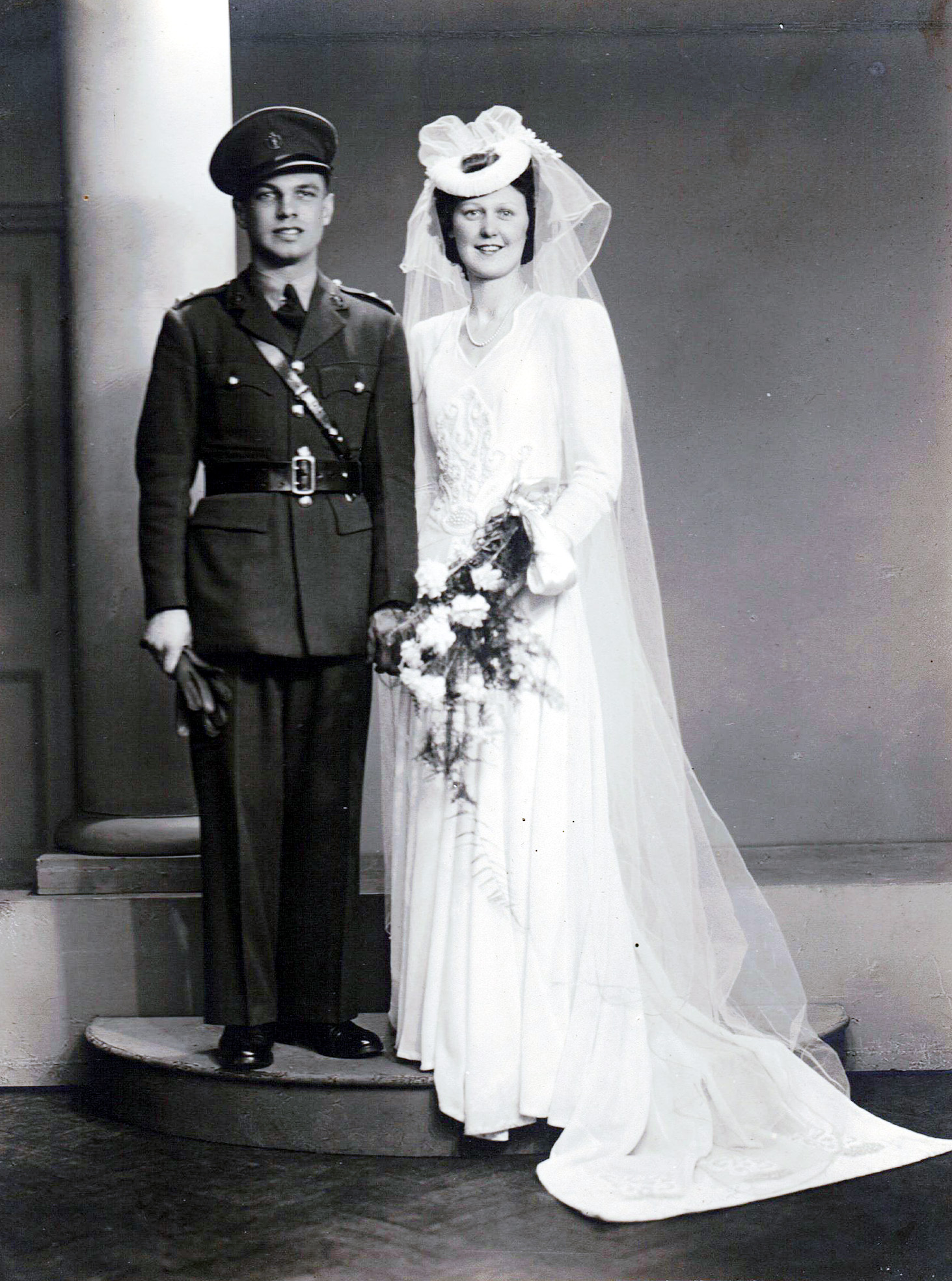 Platinum Wedding Couple Who Looked After The Queen And Margaret Thatcher