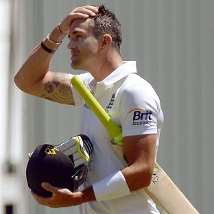 Kevin Pietersen has wished England all the best for the future