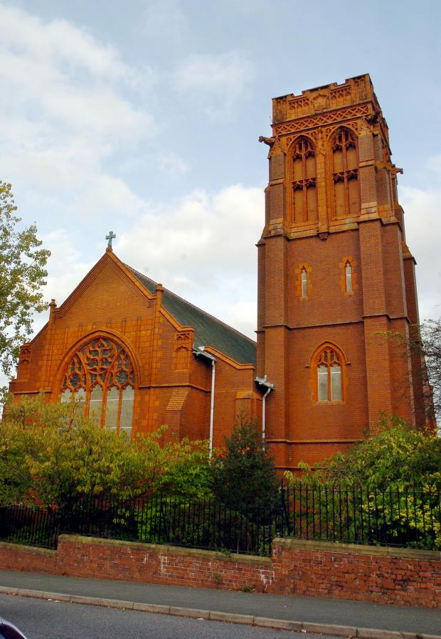 The Bolton News: St Simon and St Jude's Church in Rishton Lane, Great Lever