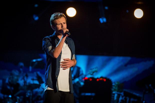 Joe Keegan, from Westhoughton, will be on The Voice UK on Saturday