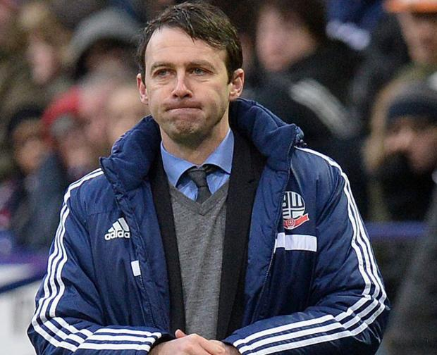 Dougie Freedman wants his players to keep their feet on the ground