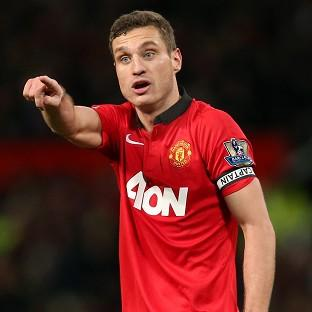 Nemanja Vidic will leave Old Trafford at the end of the season