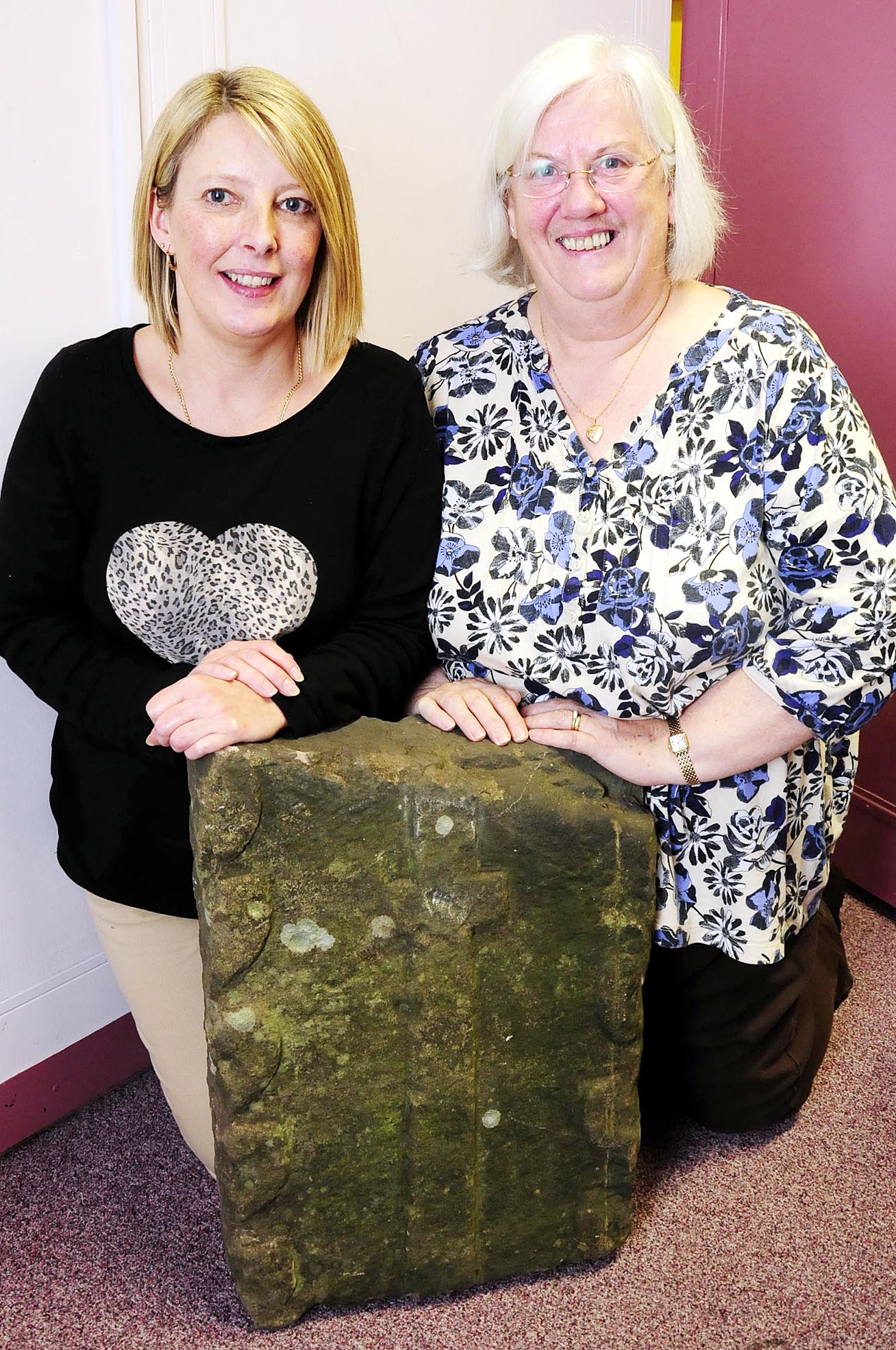Ancient cross which stood in Radcliffe is rediscovered – at the library