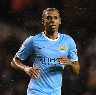 Fernandinho is unlikely to be fit for the first-leg against Bar