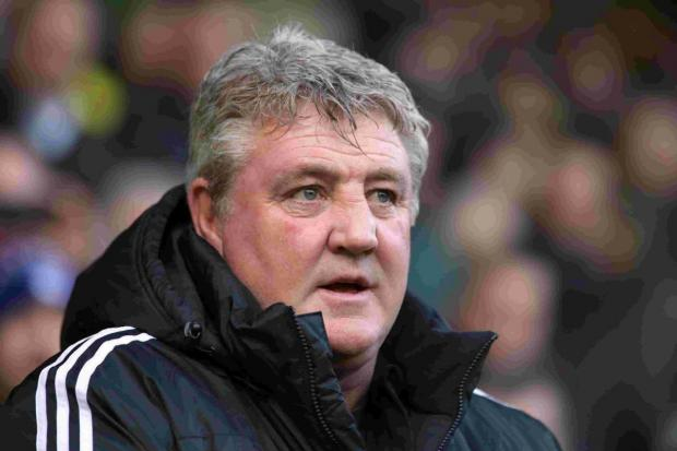 Steve Bruce questioned the scheduling of his side's FA Cup tie