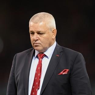 Warren Gatland's Wales are currently fourth in the RBS 6 Nations standings