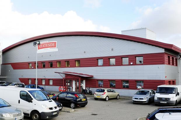 The Stateside Foods factory in Westhoughton