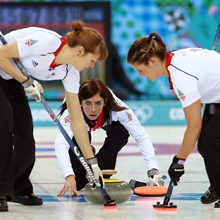 Eve Muirhead defended her tactics