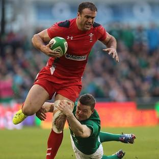 Jamie Roberts is a key player for Wales