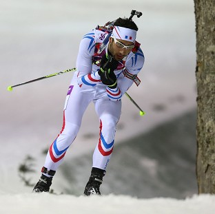 Martin Fourcade has won his second gold medal of the games